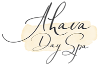 Ahava Day Spa Logo